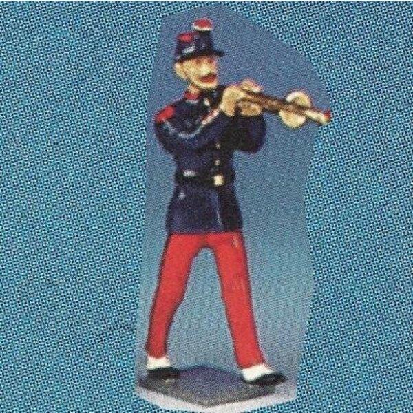 fanfare ligne trombonne coul.