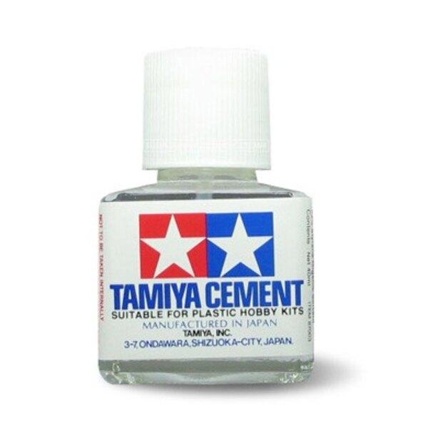 Liquid Glue Tamiya 400Cc.