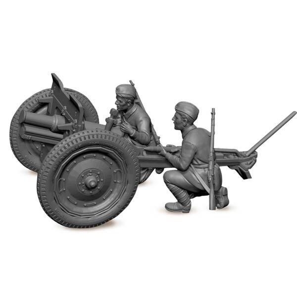 Soviet 76 mm Gun