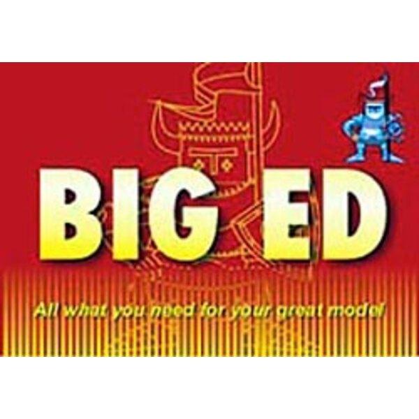 Savoia Marchetti SM.79SPARVIERO (pour les maquettes Trumpeter) Ce coffret BIG ED contient les références Eduard suivantes : ED48