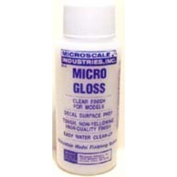 Micro Gloss Water based varnish
