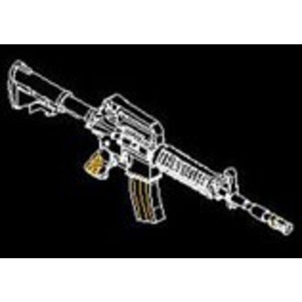 AR-15/M16/M4 Family-M4 (6 par boîte)