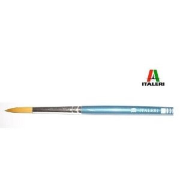 Pointed Brush N.0 Synthetic