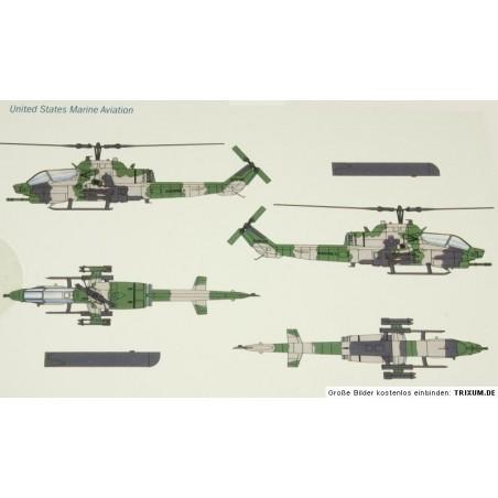 EM37097-Easy Model-AH-1S Cobra-Israeli Air Force de No.234 0-échelle 1:72