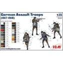 WWI German Assault Infantry 1917-1918