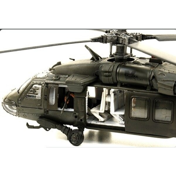 US UH 60l Black Hawk Iraq 1/48