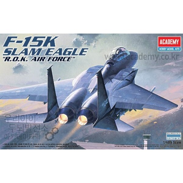 McDonnell Douglas F-15K Slam Eagle - aviation coréenne