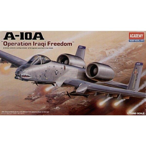 Fairchild A-10A Opération Iraqi Freedom