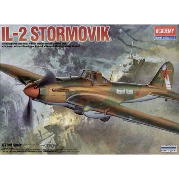 Ilyushin Stormovik Il-2
