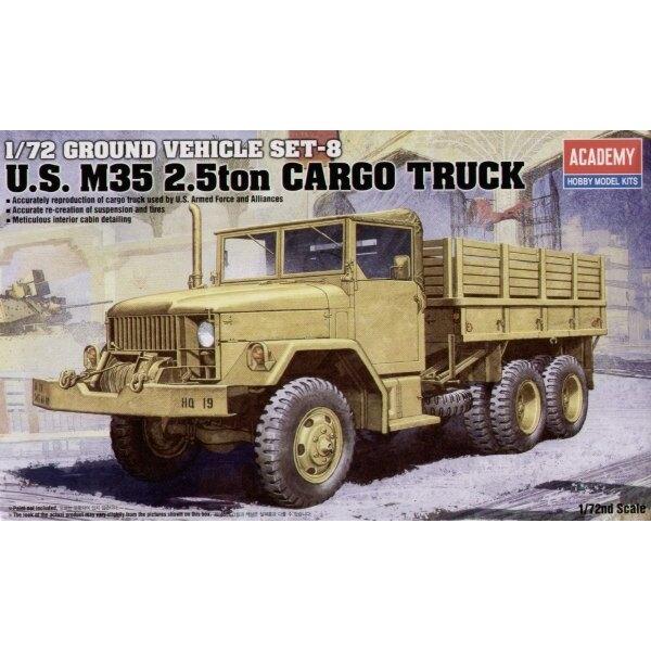 Camion de 2.5 tonnes US M35