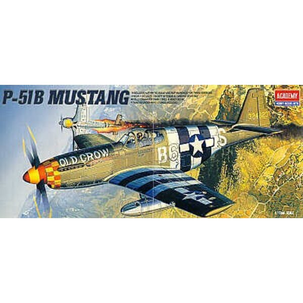 North American P-51B Mustang 'Old Crow'