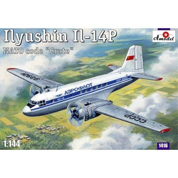 Ilyushin IL-14P ( NATO code 'Crate')