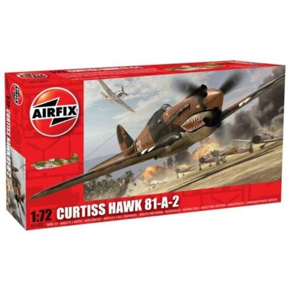 Curtiss P-40B Tomahawk Nouveau moule
