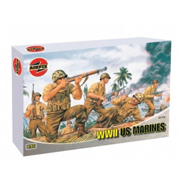 EE.UU. Marines WW2