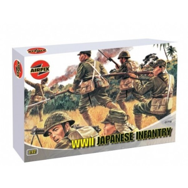 WW2 Infantería Japonesa
