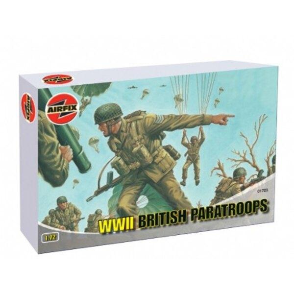 Parachutistes britanniques de la 2ème GM