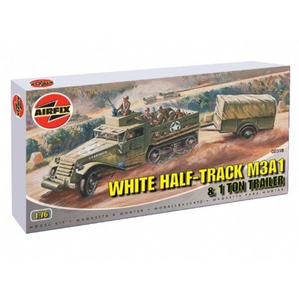 Half Track transport de troupe