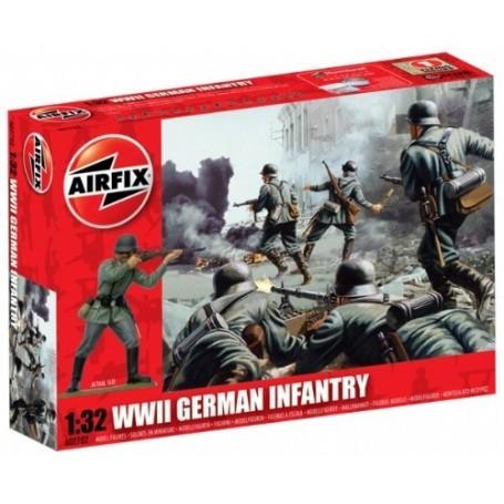 Infanterie allemande de la 2ème GM