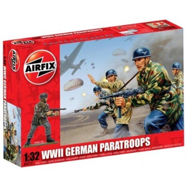 Paracaidistas Alemanes WW2