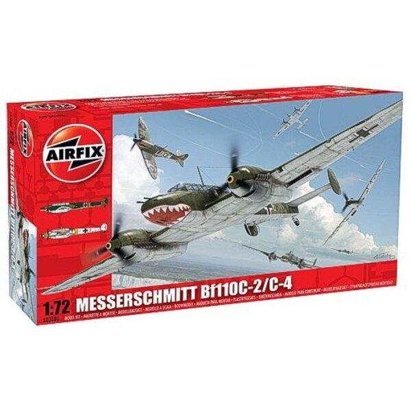 Messerschmitt Bf 110C/D