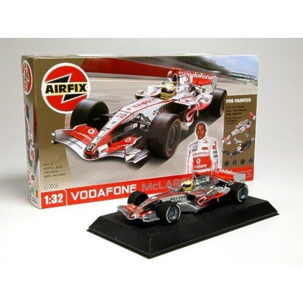 Vodafone McLaren Mercedes Lewis Hamilton 2008 F1 World Champion (coffret cadeau pour débutant avec pinceau, peintures et colle)
