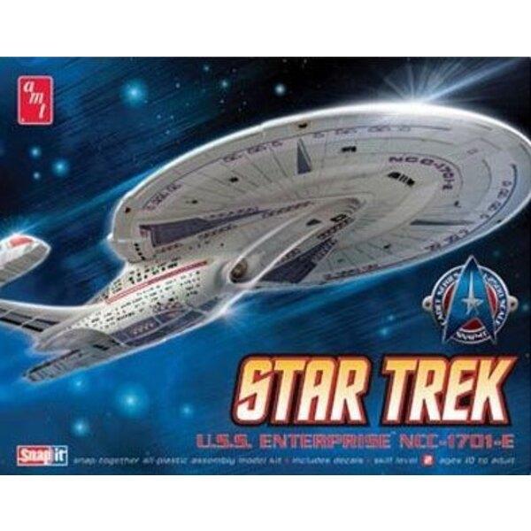 Star Trek USS Enterprise NCC-1701-E maquette à clipser (snap)
