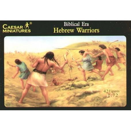 Guerriers hébreux