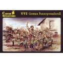panzergrenadiers allemands de la 2ème gm set 2