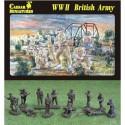 armée britannique de la 2ème gm