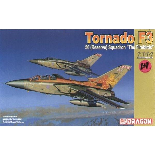 Panavia Tornado F.3 - 2 maquettes complètes