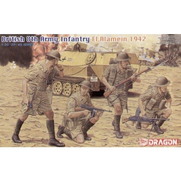 8ème Armée britannique El Alamein 1942