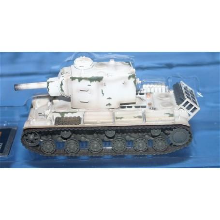 Pz. Kpfw.754 (r) Pz. Abt.56 (KV-2) Armée allemande motif hivernal Easy Model EZM36286