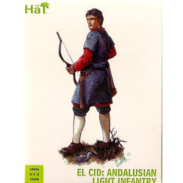 Infanterie légère Andalouse