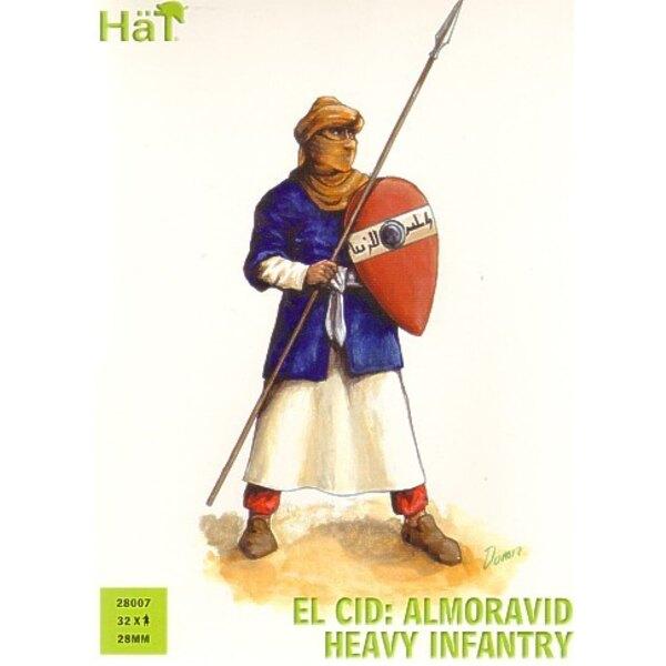 El Cid : infanterie lourde Almoravide