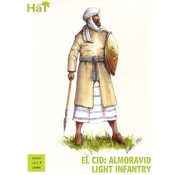 El Cid : infanterie légère Almoravide