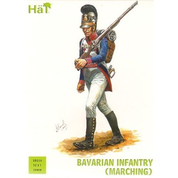 Infanterie bavaroise (marchant)