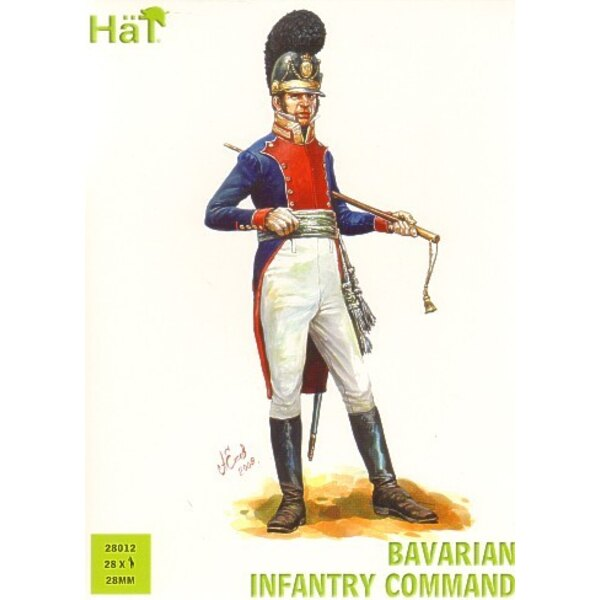 Bavarian Infantry Command