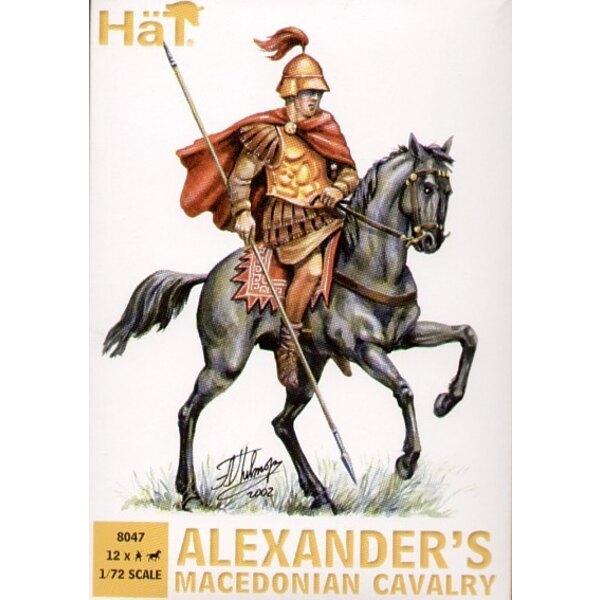 Cavalerie macédonienne d'Alexandre