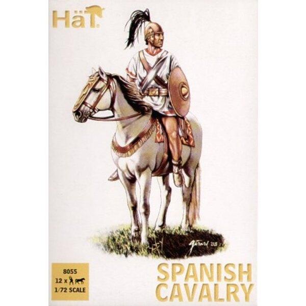 Cavalerie espagnole des guerres Puniques