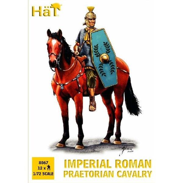 Cavalerie impériale : prétoriens romains