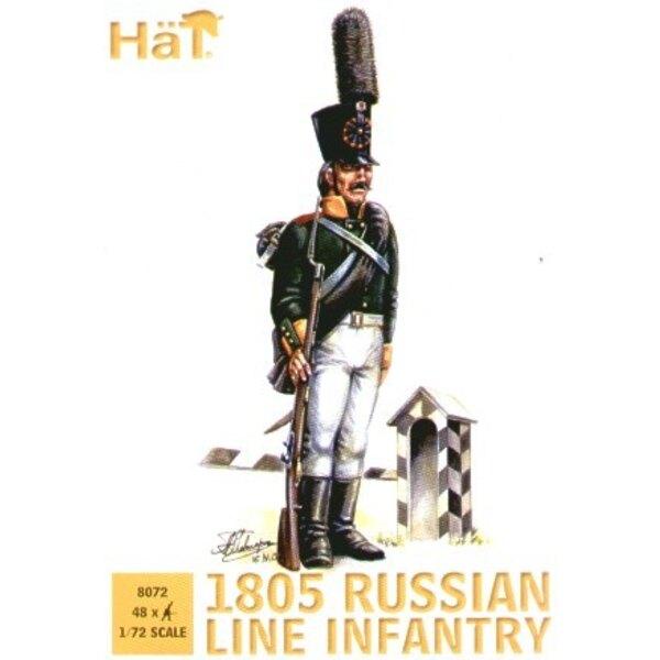 Infanterie russe de 1805