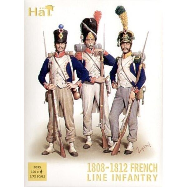 Infanterie française 1808-1812