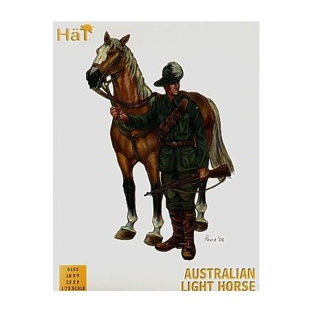 Light Horse australien