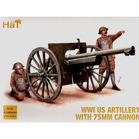Artillerie US 1ère GM