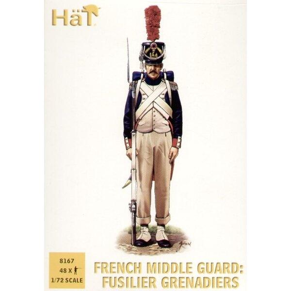 Garde intermédiaire française