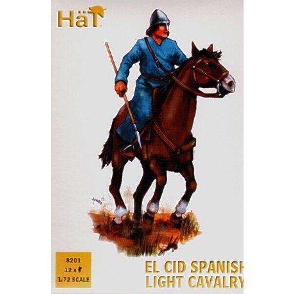 El Cid - Cavalerie légère espagnole