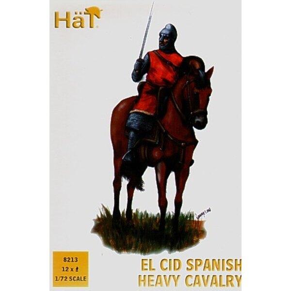 El Cid - cavalerie lourde espagnole