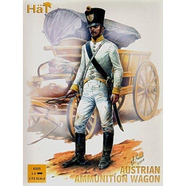 Chariot autrichien napoléonien