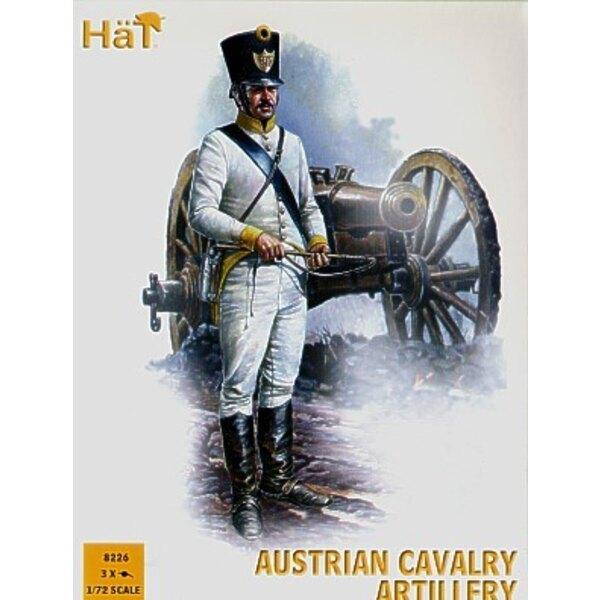 Napoleonic Austrian Cavalry Artillery