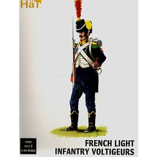 French Light Infantry Voltigeurs